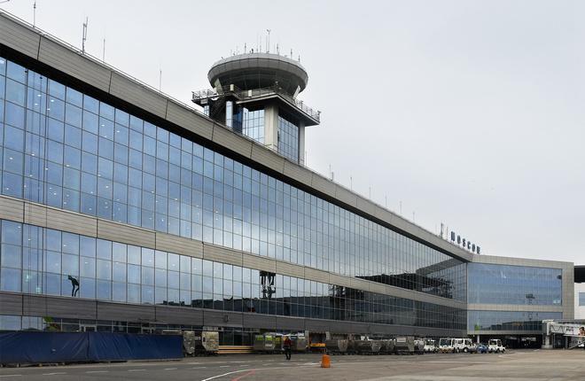 В январе пассажиропоток «Домодедово» вырос на 2%