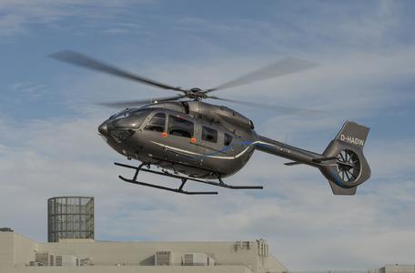 Airbus Helicopters усовершенствовала вертолет Н145