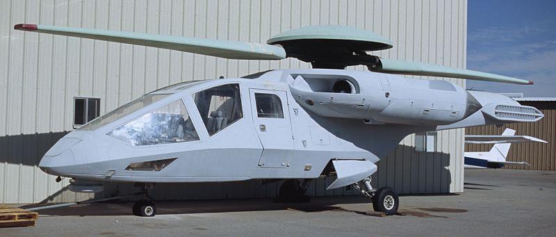 Для Министерства обороны разработают сверхскоростной вертолет