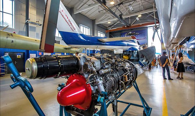 В Китае откроют новый завод по производству авиадвигателей