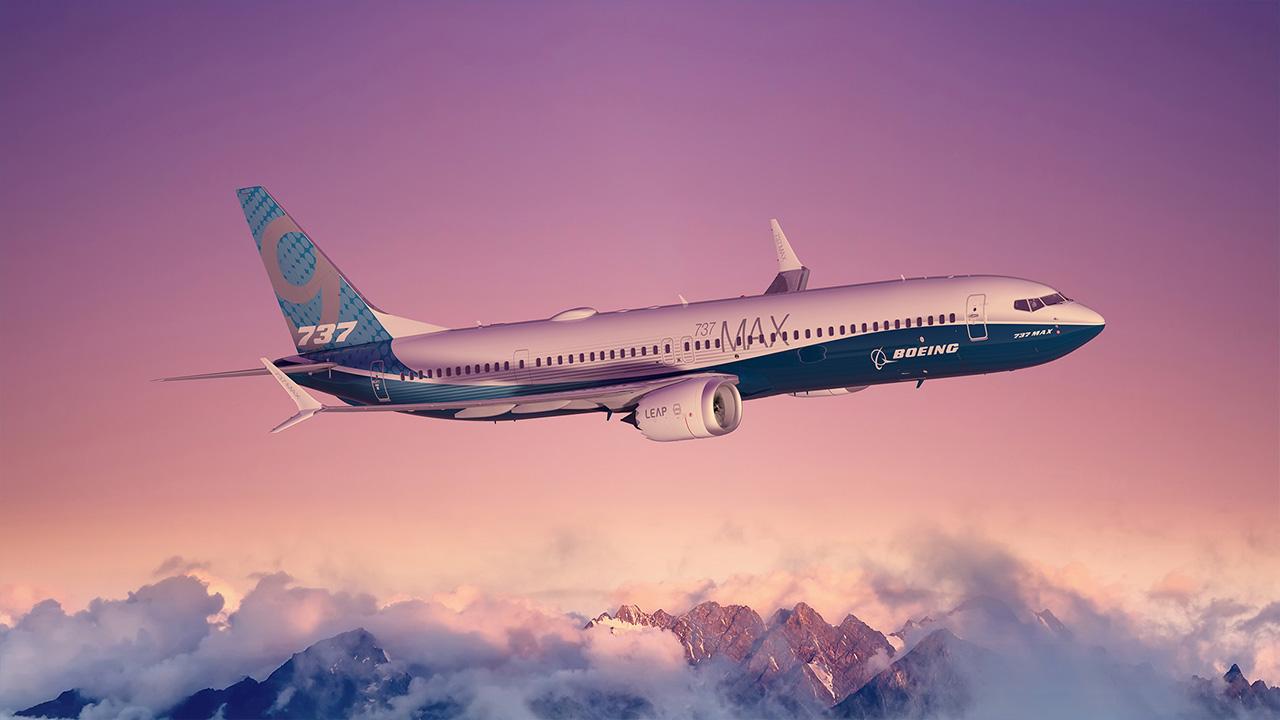 Boeing прекратил полеты самолета Boeing 737 MAX