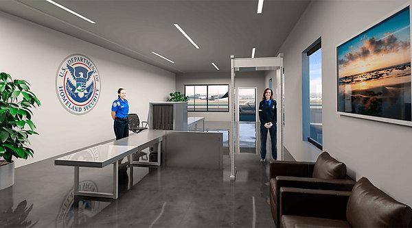 В Лос-Анджелесе открыли терминал для VIP-туристов